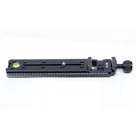 Bexin NNR-200 nodal rail 200mm with Integrated Clamp & Quick Release Plate