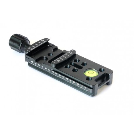 Bexin NNR-100 nodal rail 100mm with Integrated Clamp