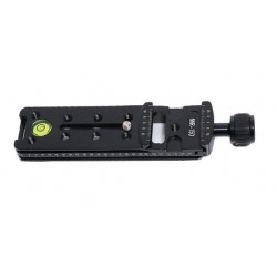 Bexin NNR-150 nodal rail 150mm with Integrated Clamp