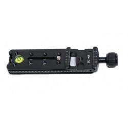 Soporte carril Bexin  NNR-150 de ajuste nodal 150mm
