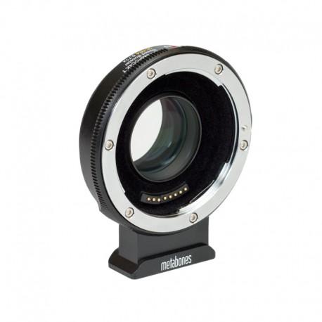 Speed Booster Ultra Metabones T de Canon-EF to BMPCC4K