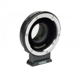 Speed Booster XL Metabones T de Canon-EF to BMPCC4K
