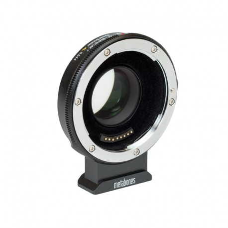 Speed Booster  XL Metabones  T de Canon-EF a BMPCC4K