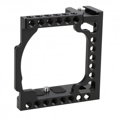 CAMVATE Cage Kit (Black) for Sony A6000 A6300 A6400 & A6500 4K Cameras