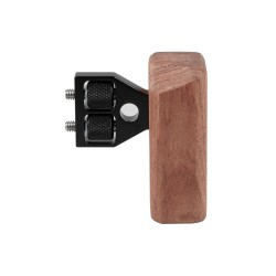 CAMVATE DSLR Wooden Handle  Grip  (Right Hand)