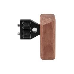 Empuñadura de madera (mano derecha)