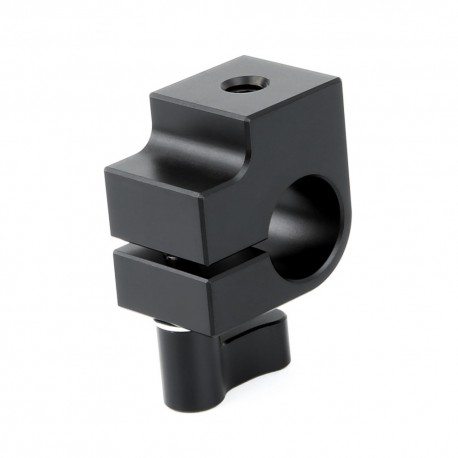 "NICEYRIG 15mm Rod Clamp 15mm Camera Rig Rod Rail Clamp 1/4"" Screw"