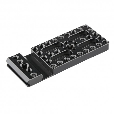 CAMVATE Easy Plate for RED Camera (NATO Rail)