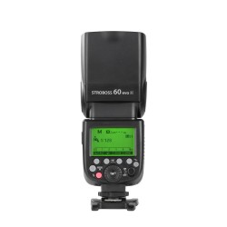 Quadralite Stroboss 60evo Kit  Flash for Nikon