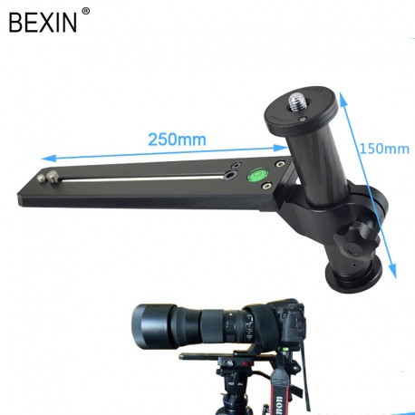 Bexin M250-50 Telephoto lens support for  Manfrotto