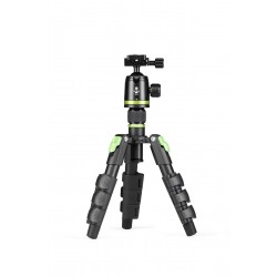 Genesis Base mini ABT Set Kamerastativ grün, inkl. ABH36 Kugelkopf