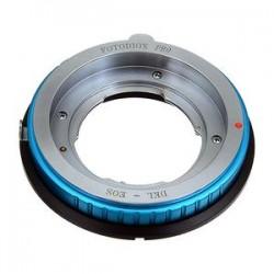 Adaptador objetivos Kodak montura DKL para Canon EOS