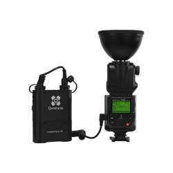 Flash Quadralite  Reporter-360 TTL-N