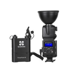 Flash Quadralite  Reporter-360