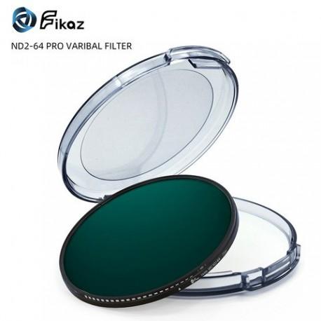 Fikaz ND2-64  filter 72mm diameter