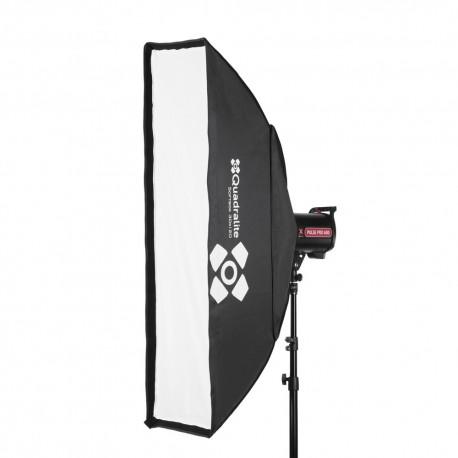 Quadralite Softbox 30x120cm with grid