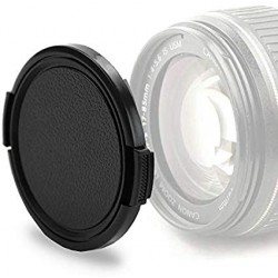 Front cap for 82mm lenses