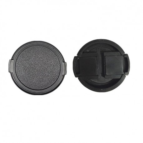 Front cap for 37mm lenses