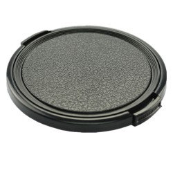 Front cap for 52mm lenses
