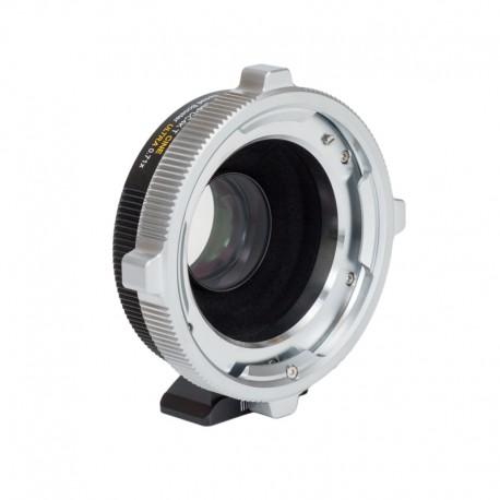 Speed Booster Ultra Metabones T de Arri-PL to BMPCC4K  Cine