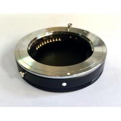 Adaptador inteligente Techart de objetivos Sony FE para montura Nikon Z (Z6 Z7)