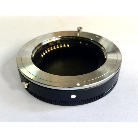 Techart Sony FE-Objektiv für Nikon Z (Z6 Z7)-Autofokusadapter