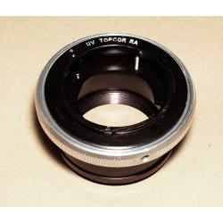 Adaptador RW de objetivos Topcor UV para cámaras Sony montura-E