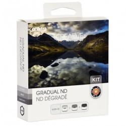 Kit de  filtros de Densidad Neutra Graduada (Cokin  H300-02)
