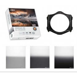 COKIN H3H0-25 CREATIVE  3 Graduated ND Filters + Holder Kit - Medium Size 84mm