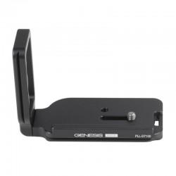 Genesis PLL-D7100  L type bracket specific for Nikon D7500