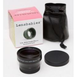 Lensbaby 0.6X-Weitwinkel/Makro-Konversionsobjektiv Überblick