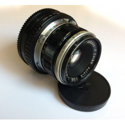 OLYMPUS F.ZUIKO AUTO-S 1:1.8 38mm lens for NEX