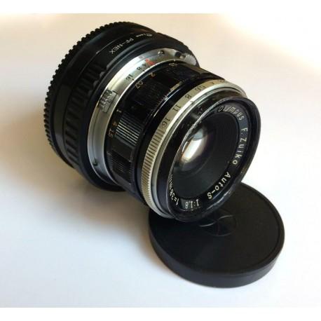 OLYMPUS F.ZUIKO AUTO-S 1:1.8 38mm lens for NEX
