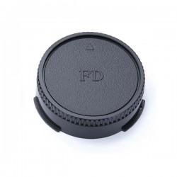 Tapa trasera para objetivos Canon FD