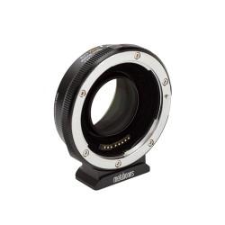 Speed Booster ULTRA Metabones de Canon-EF (T) a  montura FUJI X