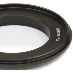 Reverse Ring for 58mm lens to Fuji X