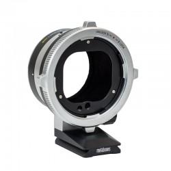 Adaptador T CINE Metabones de Objetivos Hasselblad V a Fujifilm GFX
