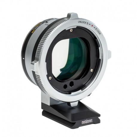 Metabones Speed Booster ULTRA Hasselblad V Lens to Fujifilm G mount (GFX) CINE