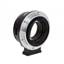 Adaptador Metabones objetivo Nikon G a Expansor Fuji (GFX) 1.26x