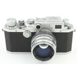 Cámara telemétrica Canon IId con f1,8/50mm