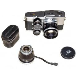 """Olympus PEN-F """"medical"""" mit 38mm f/1.8 Objektive und Zubehör"""