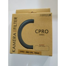 Filtro Polarizador Circular 72mm CPRO perfil fino