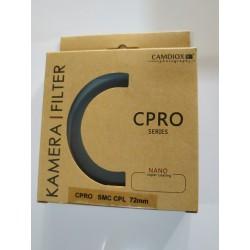 Filtro Polarizador Circular 72mm perfil fino