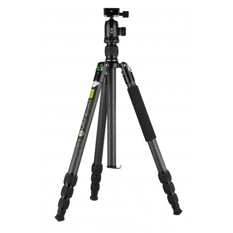Genesis C3 Kit Professional Tripod and BH34 head (green)