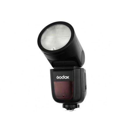 Godox V1 Rundkopf Blitz Nikon