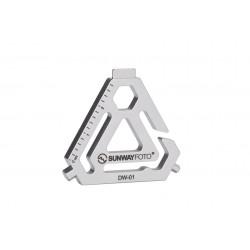 Sunwayfoto DW-01 EDC Tool Hex Wrench