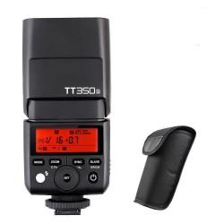Flashgun Godox TT350 speedlite for Sony