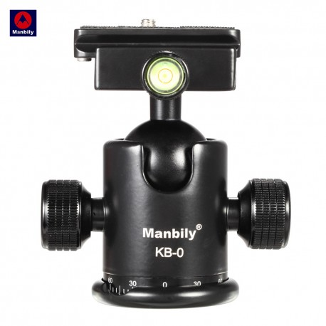 Manbily KB-0 Professional ballhead