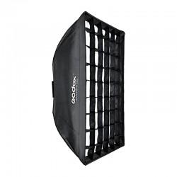 Ventana de luz difusora Godox SB-FW6090 Softbox with Grid 60x90cm