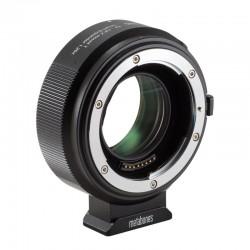 Adaptador Expansor Metabones de objetivo Canon EF a Fuji (GFX) 1.26x (MB_EPEF-FG-BT1)